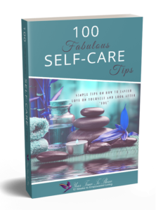 100 self-care tips 3d